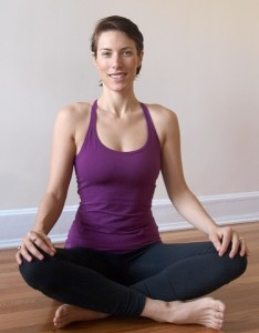 Natalie Tomlin Mindful Vinyasa at Meditate